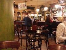 Irish pub interiors Stock Images