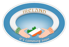 Irish Ring Stock Photo