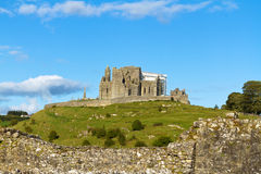 Irish Rock of Cashel Stock Image