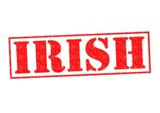 IRISH Rubber Stamp Stock Images