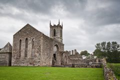 Irish Ruin Stock Images