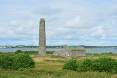 Irish Ruins Royalty Free Stock Photography