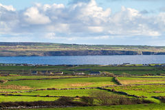 Irish scenery of Liscannor Stock Photo