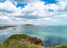 Overlook at Howth in Dublin Royalty Free Stock Photos