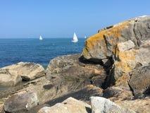 Irish Sea Stock Photography