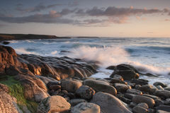 Irish seascape Royalty Free Stock Image