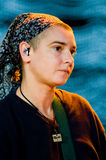 Irish singer SINEAD O'CONNOR Stock Image