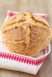 Irish soda bread stock image