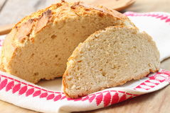 Irish soda bread Royalty Free Stock Image