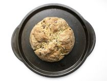 Irish Soda Bread Royalty Free Stock Photography