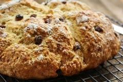 Irish Soda bread / Saint Patrick day food Royalty Free Stock Photos