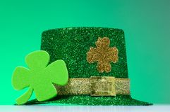 Irish St. Patrick's Day Decorations Royalty Free Stock Image