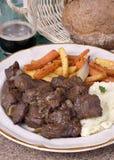 Irish stew Stock Photography