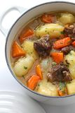 Irish stew Stock Photos