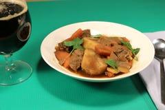 Irish Stew. Stock Photo