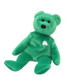 Irish Teddy Royalty Free Stock Image