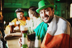 Irish tradition Royalty Free Stock Photo