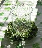 Irish vase Royalty Free Stock Images