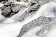 Irish waterfall royalty free stock photo