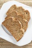Irish wheaten bread Stock Photo