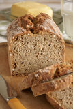 Irish Wheaten Bread Royalty Free Stock Images