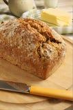 Irish Wheaten Bread Royalty Free Stock Photo
