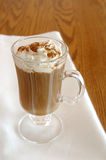 Irishcoffee Lizenzfreie Stockfotografie