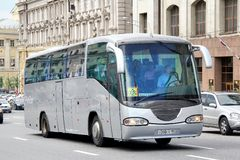 Irizar Century Royalty Free Stock Photo