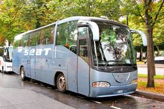 Irizar Century Royalty Free Stock Images