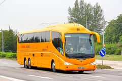 Irizar PB Royalty Free Stock Photography