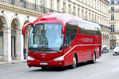 Irizar PB Stock Photo