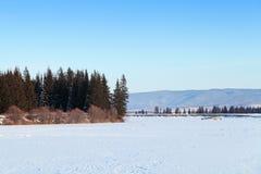 The Irkut river Stock Photos