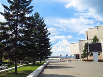 Irkutsk city Royalty Free Stock Photo