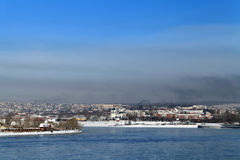 Irkutsk city Stock Images
