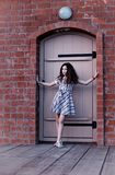 Irkutsk girl Stock Photography