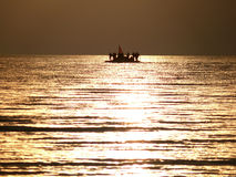 Irkutsk, Rússia - 24 de agosto de 2012: a natureza do Lago Baikal Fotos de Stock Royalty Free