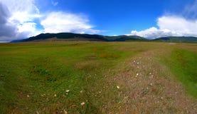 Irkutsk region. Goloustnoe. Siberian nature. Royalty Free Stock Photos