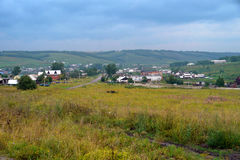 Irkutsk region. Tulun. Siberian nature. Stock Photo