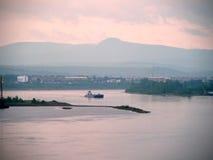 Irkutsk region. Tulun. Siberian nature. Royalty Free Stock Images