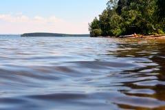 Irkutsk reservoir-Bay of Baikal royalty free illustration