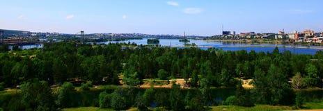 Irkutsk, Russia. Stock Image
