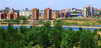 Irkutsk, Russia. Royalty Free Stock Images