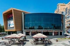 IRKUTSK, RUSSLAND - 23. Juni 2015 Kino Barguzin Lizenzfreies Stockfoto