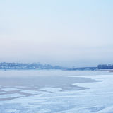 Irkutsk At Winter Royalty Free Stock Images