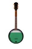 Irländsk banjo Royaltyfria Bilder