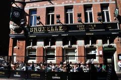 Irländsk bar Dublin Royaltyfria Bilder