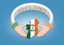 Irländsk cirkel Royaltyfri Foto