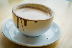 Irländsk kakao Arkivfoton