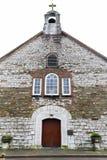 Irländsk kristen kyrka royaltyfri fotografi