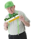 Irländsk pensionär för fred Royaltyfri Fotografi